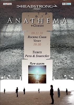 Anathema @ Vevey